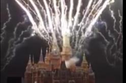 Shanghai Disneyland begins fireworks testing