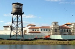 New water tower erected at Disney Springs