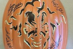 You don't know Jack! Bid for an autographed Jack the Clown HHN Jack of Lantern!