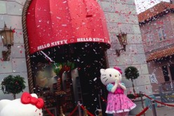 Hello Kitty arrives at Universal Orlando!
