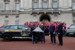 The Invictus Games gears up for Walt Disney World with tour of official Jaguar Car and Flag