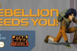 Star Wars Rebels interactive experience coming to Disney Parks this summer!