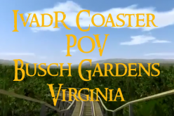 Take a ride on InvadR coming to Busch Gardens Williamsburg in 2017!