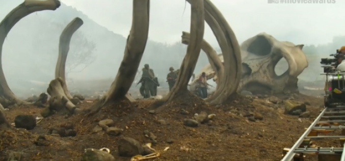 First look at Kong: Skull Island film bares little resemblance to new Universal attraction