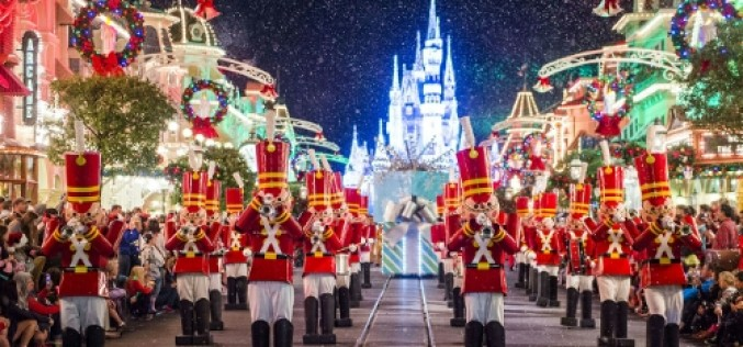 Mickey's Very Merry Christmas Party gets dated at Walt Disney World
