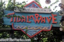 Tanganyika Tidal Wave closing at Busch Gardens Tampa