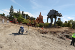 Disneyland and Walt Disney World break ground on Star Wars Land!