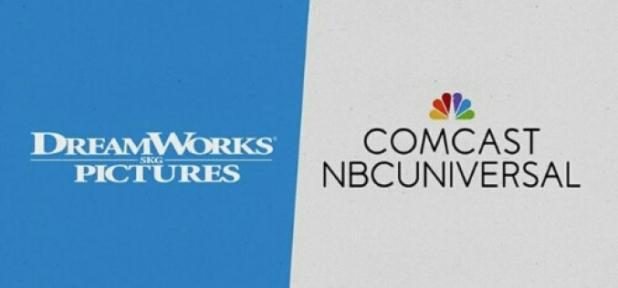 Comcast enters agreement to buy DreamWorks