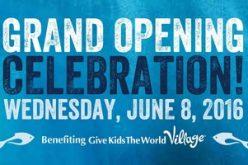 Ride SeaWorld Orlando's newest coaster Mako for Give Kids the World!