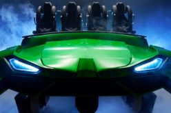 Incredible Hulk starts testing at Universal Orlando