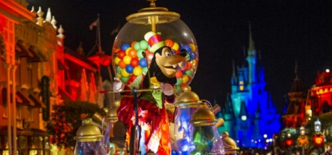 Tickets on sale for special holiday events at Walt Disney World