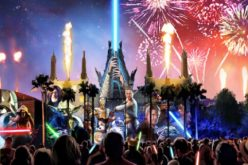 Star Wars- A Galactic Spectacular to debut June 17th at at Disney World!