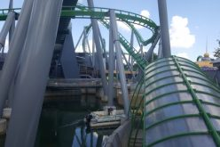 Hulk quietly roars along as coaster gets ready to roar to life at Universal Orlando