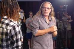 Greg Nicotero Trains Talent How To Be Walkers For The New Walking Dead Attraction at Universal Studios Hollywood!