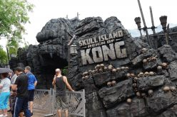 Skull Island: Reign of Kong is unveiled as walls come down around Universal Orlando's newest attraction