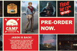 E3 2016: Get a first look at the new Friday the 13th Game and be Jason Voorhees!