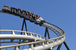Silver Bullet stalls at Frontier City, strands riders on coaster