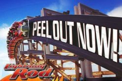 Lightning Rod at Dollywood is now open!