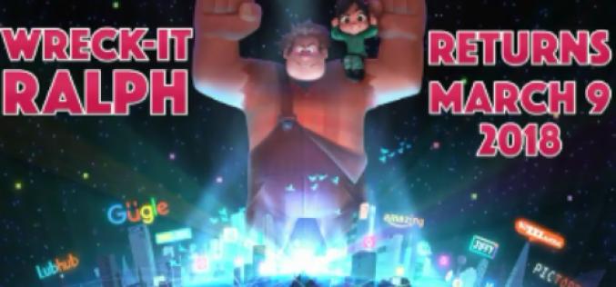 Disney Animation announces Wreck it Ralph 2!