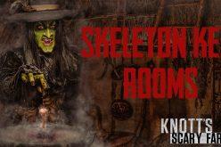 Knott's Scary Farm reveals huge new Skeleton Key details during Midsummer Scream!