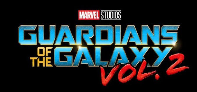 SDCC 2016: Guardians of the Galaxy 2 logo and story details revealed