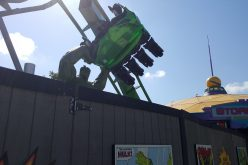 Universal Orlando's Incredible Hulk Coaster prepares for opening with new drink