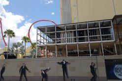 Jimmy Fallon continues construction at Universal Studios Florida