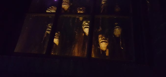 Little Details: A look at the Shrunken heads in Diagon Alley at Universal Orlando