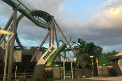 Hulk smashes through walls at Universal Orlando, as opening gets closer!