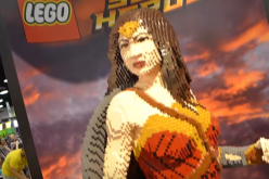 SDCC 2016: Video-Tour the Lego Booth and see what's new!