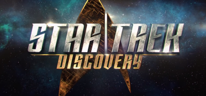SDCC 2016: Get the first glimpse at Star Trek Discovery!