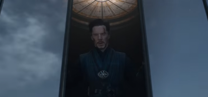 SDCC 2016: New Dr. Strange trailer is online! Forget everything you know!