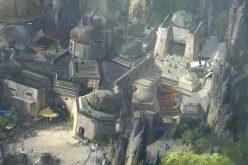 New Star Wars Land Concept Art For Disneyland Released!