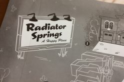 SDCC 2016: Awesome Radiator Springs Map Given to Attendees