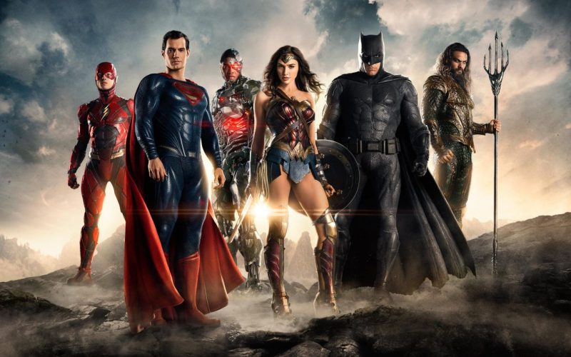 SDCC 2016: Justice League teaser hits, and it's promising!