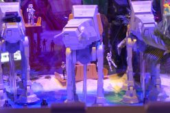 SDCC 2016: Hasbro Reveals Rogue One Motorized AT-ACT Walkers