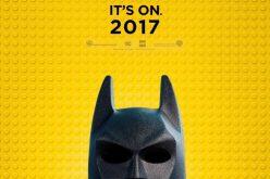 SDCC 2016: It's on-Lego Batman poster unveiled