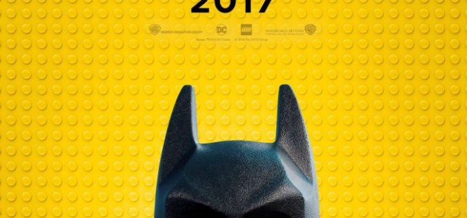 "SDCC 2016: New Lego Batman asks ""What's the Password?"""