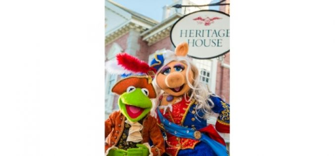 The Muppets are coming to Magic Kingdom this fall in an all new show!