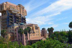 Tower of Terror Checks out of Disney California Adventure Jan. 2, 2017