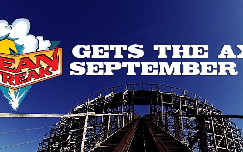 Cedar Point to close Mean Streak in September!