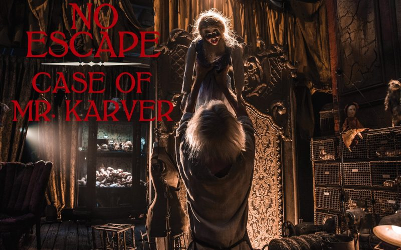 "There's ""No Escape"" during Howl O Scream with new Escape Rooms"