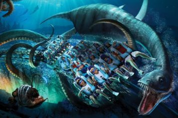Is SeaWorld Orlando's Kraken got the leash on again? VR headsets removed