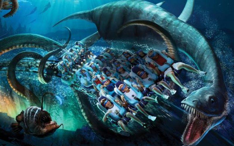Is SeaWorld Orlando's Kraken got the leash on again? VR headsets removed