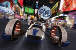 First promotional art revealed for Jimmy Fallon's Race Through New York at Universal Orlando
