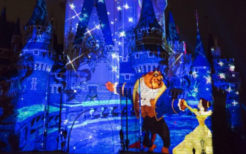 Once Upon a Time-New night show coming to Magic Kingdom!