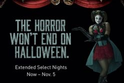 The horror isn't dead yet-Halloween Horror Nights extended into November