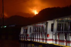 Dollywood evacuated due to Tennessee Wildfires