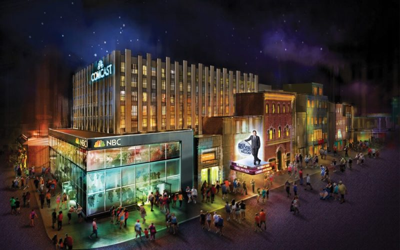 Universal Studios Orlando Unveils New Details about Jimmy Fallon Ride