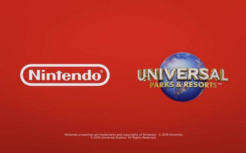 Universal Offers Update on Nintendo Themed Lands